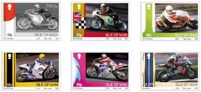 Honda-postzegels