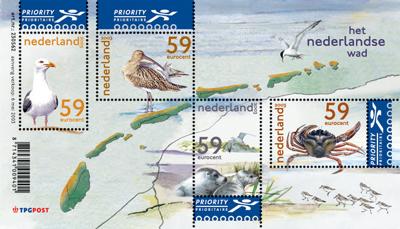 Nederlands-wad-2003-postzegelvelletje