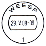 WEESP-stempel-aad-knikman