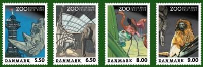 denemarken-dierentuindieren-postzegels-2009
