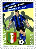 kampioen-voetballen-italie-postzegel