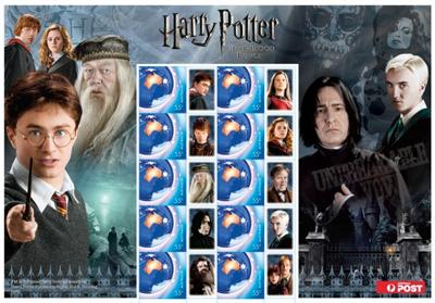 harry-potter-postzegels