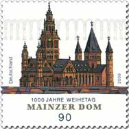 mainzer-dom-briefmarke