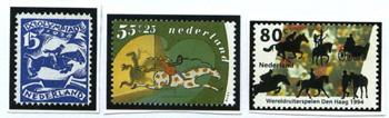 paardrij-postzegels