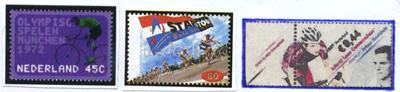 wielren-postzegels