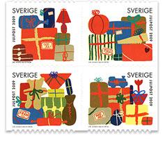 kerstzegel-zweden