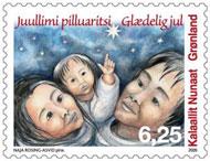 kerstzegel1-finland-2009