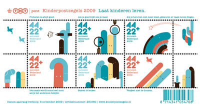 kinderpostzegels-vel
