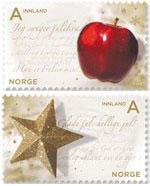 noorwegen-kerstzegels-2009