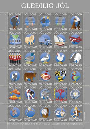 christmas-stamps-faroer