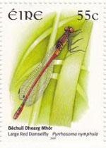 dragonflie-2009-stamps