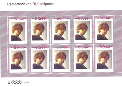 rembrandt-v-Rijn-zelfportret-jong