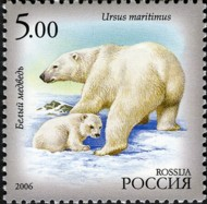 15 ijsbeer Rusland 2007