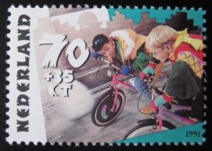 1991_kinderzegels_sport_en_spel