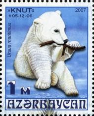 2 ijsbeer Azerbeidzjan 2 2007 (Knut 05-12-2007)