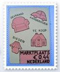 Marktplaats-postzegel
