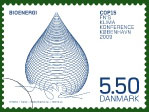 denemarken-klimaat-postzegel-2009