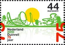 duinrell-postzegel