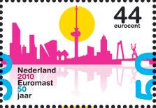 Euromast-postzegel