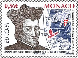 monaco-stamp-astronomy-2009