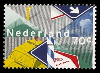 nvph-1280-anwb-postzegel