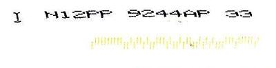 postcode-strepen