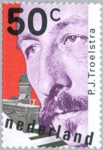 NVPH 1192 P.J. Troelstra