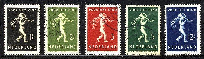 kinderzegelserie 1939
