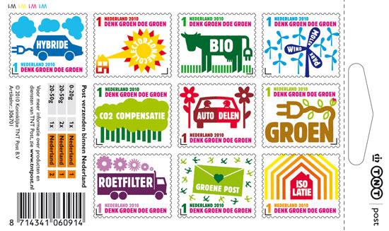 denk-groen-doe-groen-postzegels