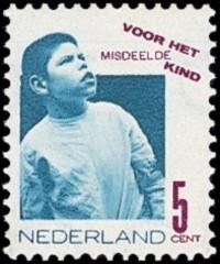 Kinderzegels [5 ct]  Nederland 1931