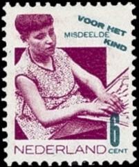 Kinderzegels [6 ct]  Nederland 1931