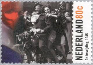 NVPH 1849 - Bevrijding 1945