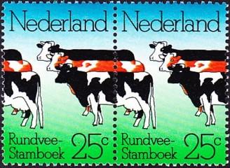 Koeien NVPH 1052 [1974]