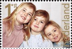 kinderpostzegels2012-prinsessen