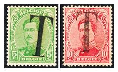 Belgie 5 10 ct