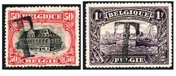 Belgie 50 1 fr