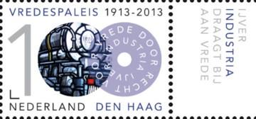 100 jaar Vredespaleis - Industria + tab