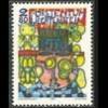 Hundertwasser postzegel