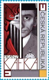 Kafka Postzegel 2013
