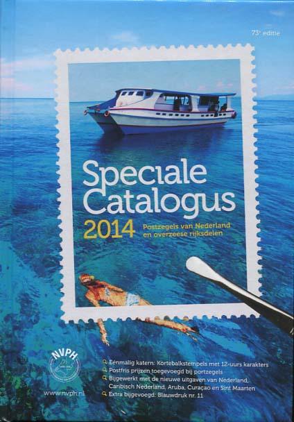 Nieuwe NVPH catalogus 2014
