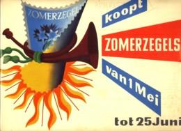 zomerzegelaffiche 1952