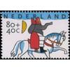 Kinderzegel Max Velthuys 1998