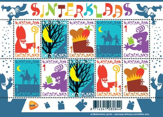 Velletje Sinterklaas 2013