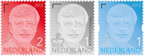 Koningspostzegels 2013