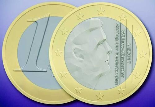 Nieuwe Euromunt