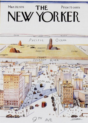 The New Yorker - Paul Steinberg