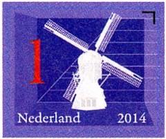 Molen - Nederlandse iconen