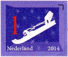 Schaats - Nederlandse iconen