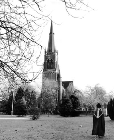 Sint tuin Nicolaaskerk