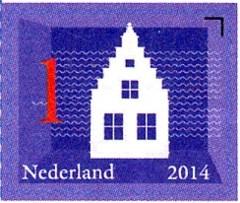 Trapgevel - Nederlandse iconen